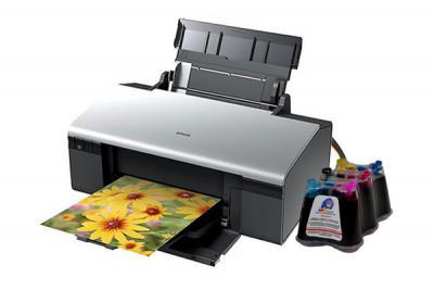 різноманітні принтери