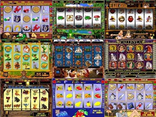 Онлайн выигрыш: Игровые автоматы бесплатно играть сейчас
