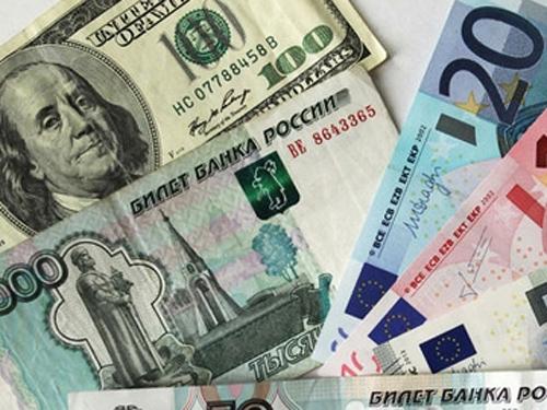 Соотношение доллара евро форекс