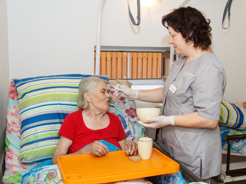 Медсестра уход за лежачими больными современные технологические приемы