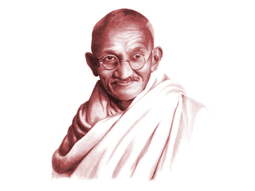 the life of mahatma gandhi and his influence as a leader